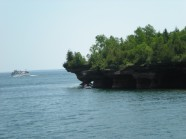 Apostle Islands - off coast of Bayfield, WI