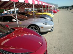 50th Anniversary of Ferrari Club of America, Elkhart Lake, WI