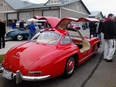Benz rear