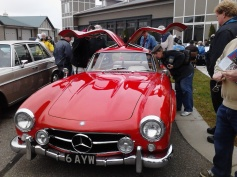 Front '55 Gullwing