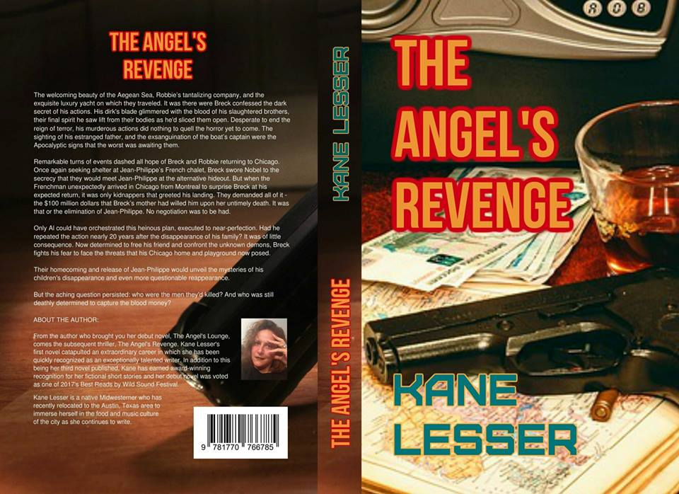 The Angel's Revenge – Second in the Angel's Series is now available!