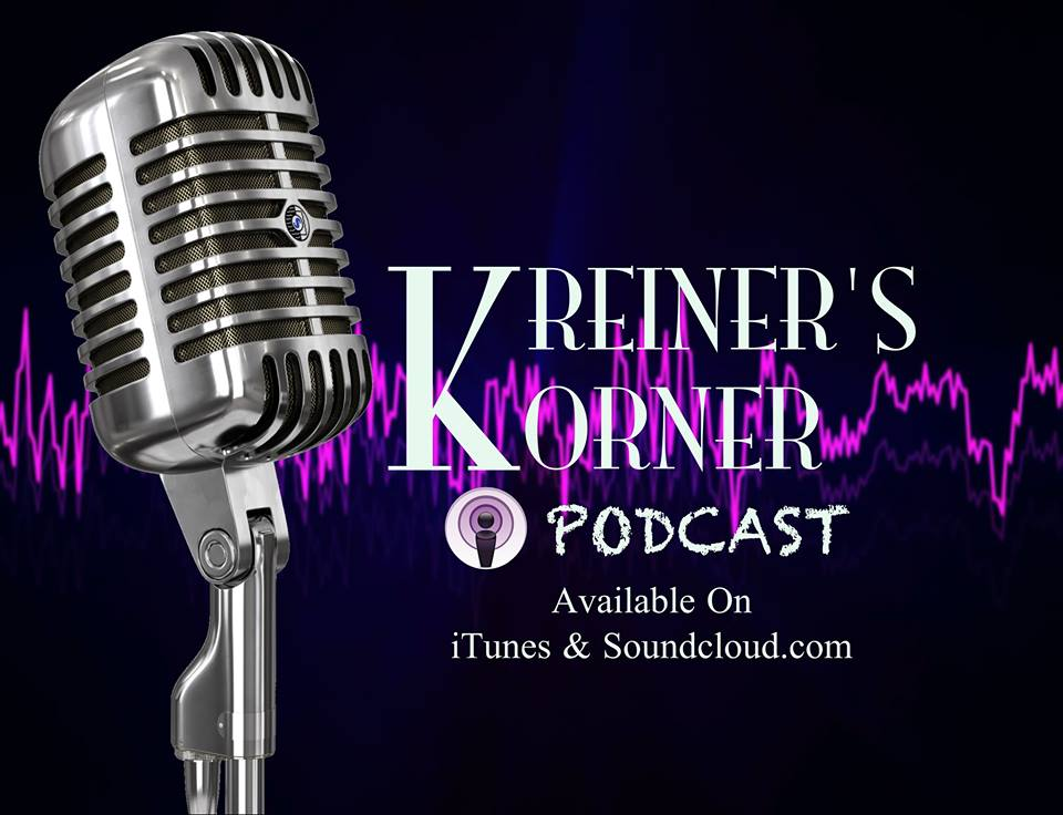 Kane Lesser on Kreiner's Korner today!